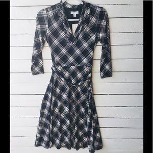 Charter Club Plaid Dress